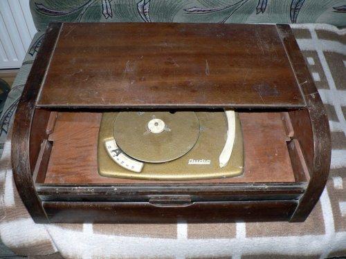 Audio lemezjátszó