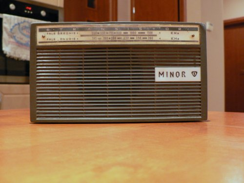 Minor rádió