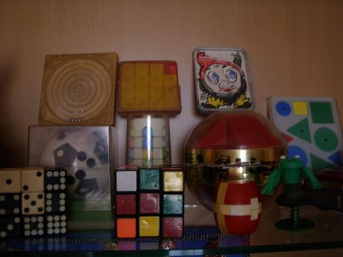 Logikai játék gyűjtemény