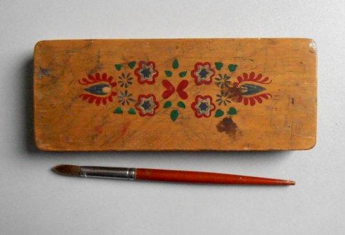 Akvarell festékkészlet