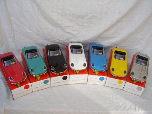 Lemezárugyári Jaguar autók II.széria
