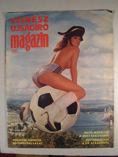 SZÚR Magazin 1985