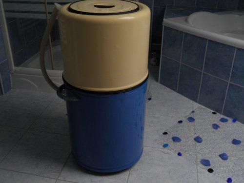 Himfi keverőtárcsás mosógép