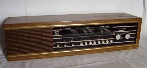 Videoton rádió RA 3101