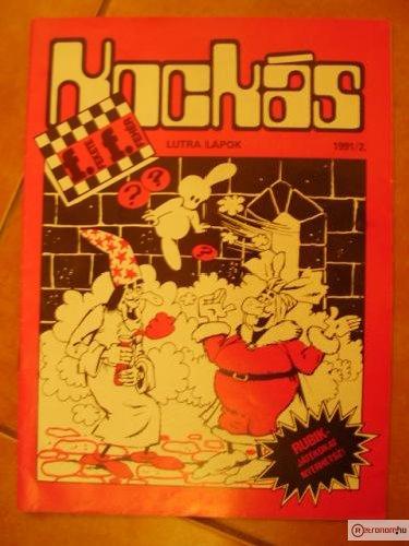 Fekete-Fehér Kockás 1991/2