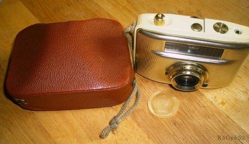 Penti fényképezőgép