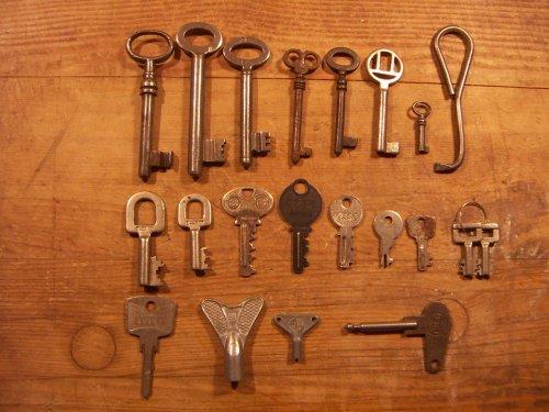 Kulcsgyűjtemény