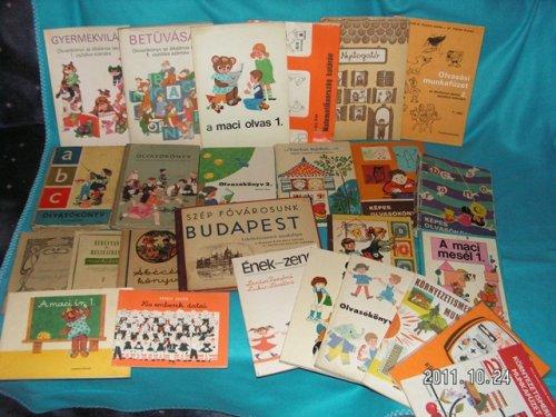 Olvasókönyv munkafüzet gyűjtemény