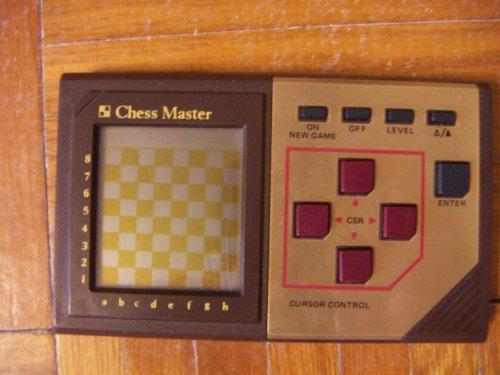 Mini sakk computer