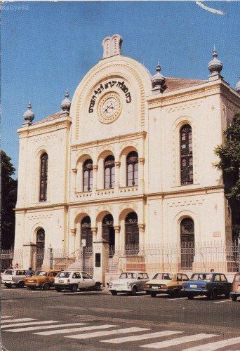 Pécs zsinagóga