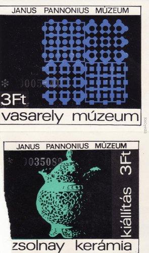 Pécsi múzeumi belépők