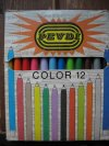 Pevdi Color 12 filctoll