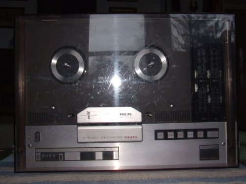 Philips N4414 orsós magnó