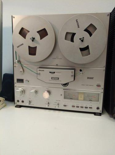 Philips N 7150 orsós magnó