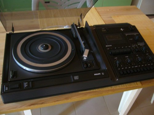 Philips zenegép