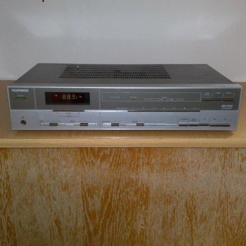 Telefunken HR1700 receiver