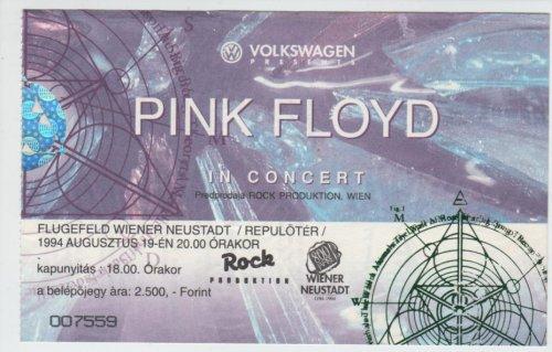 Pink Floyd koncert