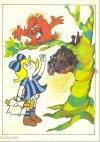 Pom Pom képeslap