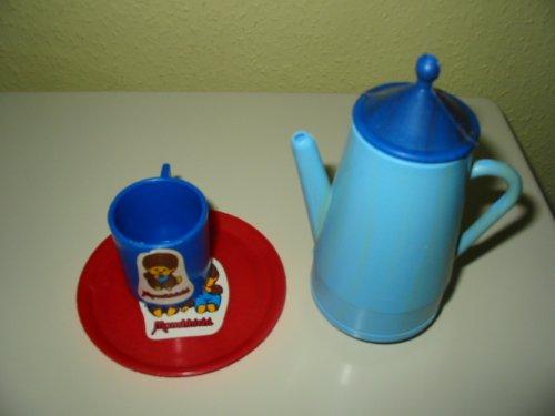 Moncsicsi játék kávéskészlet
