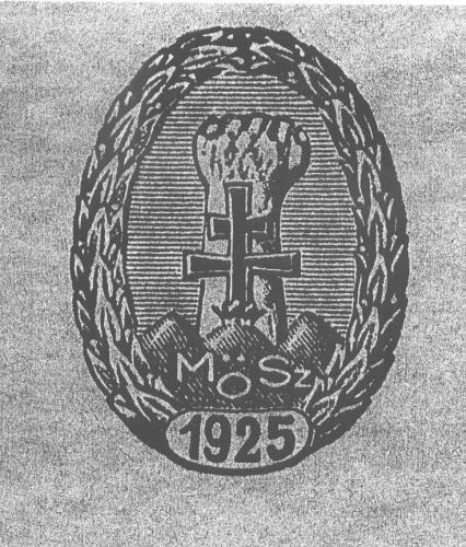 Magyar Ökölvívó Szövetség emblémája