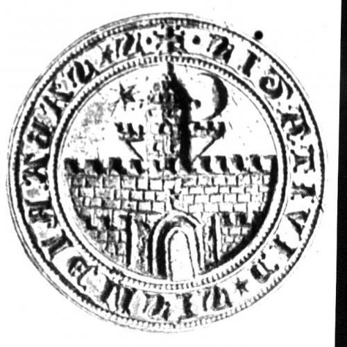 Szombathely középkori pecsétje