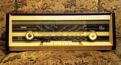 Hornyphon rádió