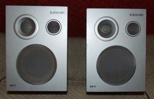 RFT B3010 hangdobozpár