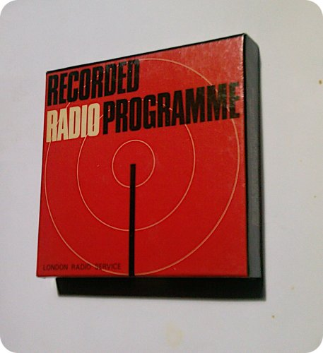 Radio Program Record