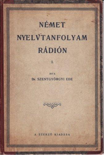 Nyelvtanfolyam rádión