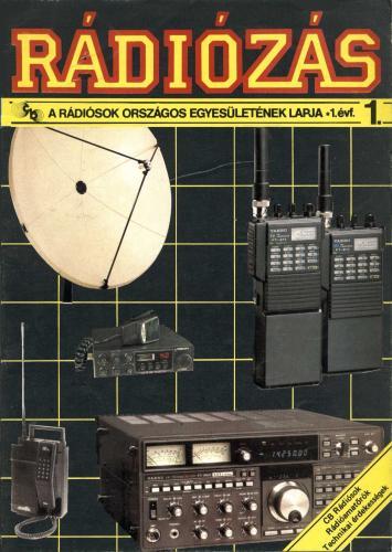 Rádiózás rádióamatőr és hobbirádiós folyóirat