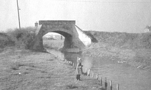 A Rákos-patak egykori kőhídja Zuglóban