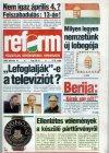 Reform újság 1989