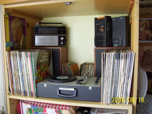 Bel-canto stereo lemezjátszó