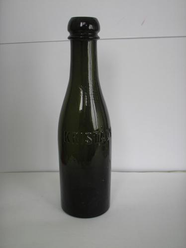 Kristály vizes palack