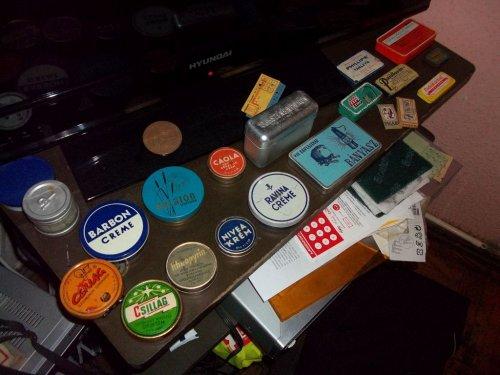 Doboz gyűjtemény