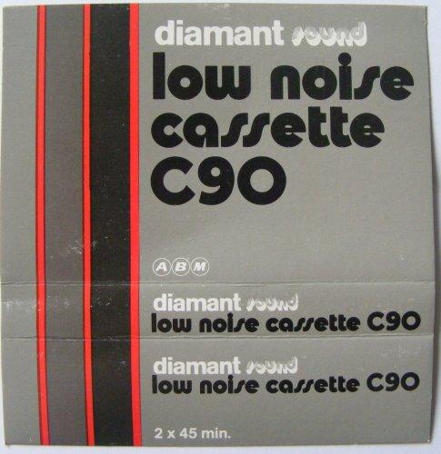 Diamant sound kazetta