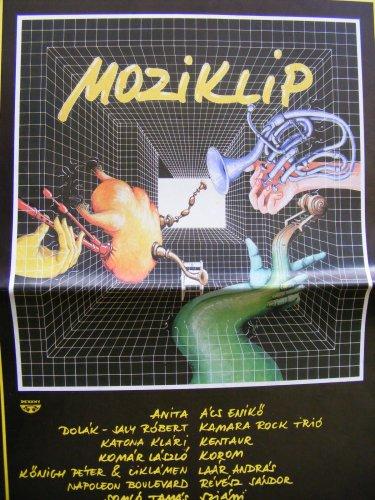 A Moziklip c. film plakátja