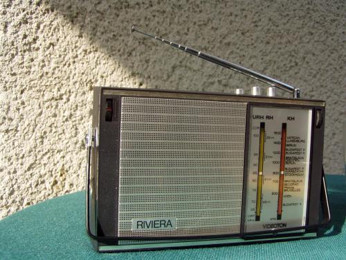 Videoton Riviera rádió RB2603