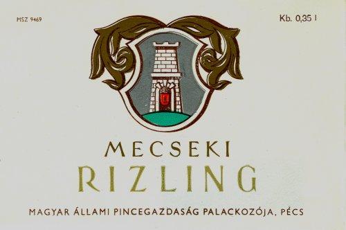 Mecseki rizling