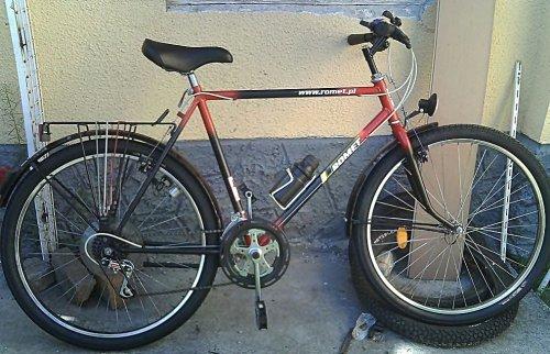 Romet kerékpár