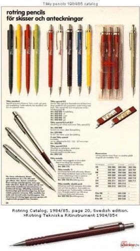 Rotring ceruza