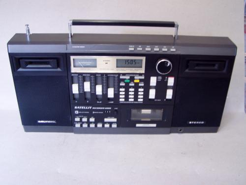 Grundig Satellit 4000 Recorder