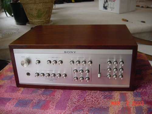 Sony SB3335 System Selector