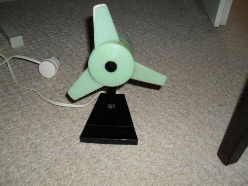 FMK ASZ II. asztali ventillátor