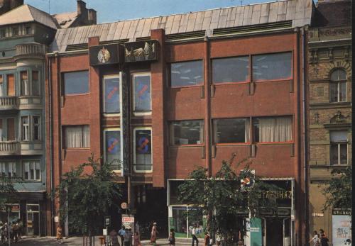 Skála Gyöngyös szövetkezeti áruház
