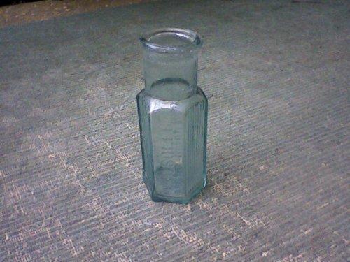 Orvosságos üveg