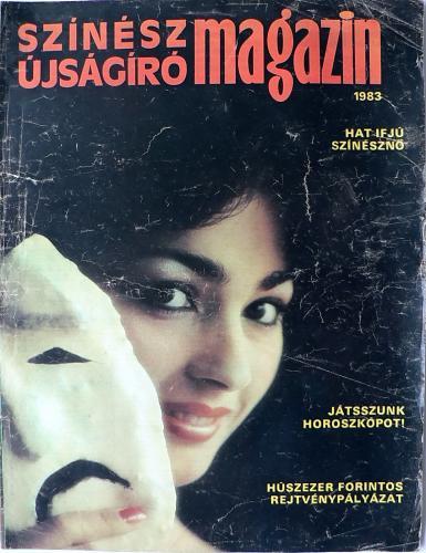 SZÚR magazin 1983