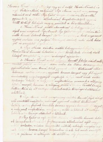 Házassági szerződés