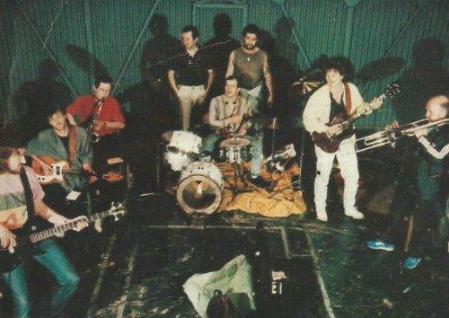 Színész zenekar