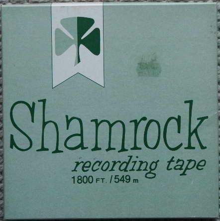 Shamrock magnószalag